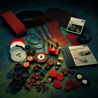 3M Abrasive Brushes, Pads and Belts | Class C Components