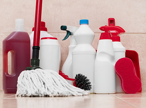 Floor Maintenance Janitorial Products | Class C Components