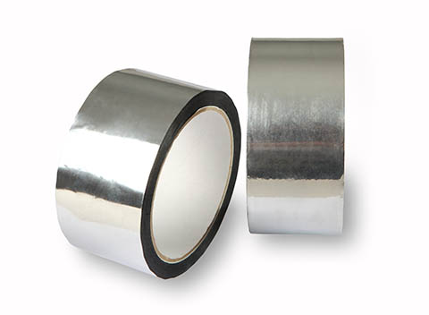 Foil Tape on a White Background | Class C Components