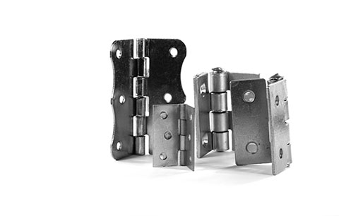 Hinges on a White Background | Class C Components