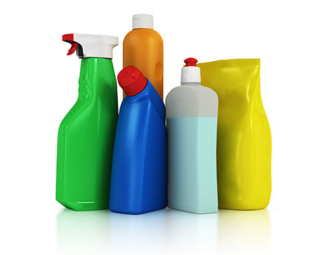 Generic Cleaner Bottles | Class C Components