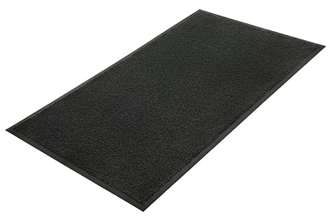 Black Rubber Safety Mat | Class C Components