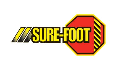 Sure-Foot Logo | Class C Components Safety Supplier