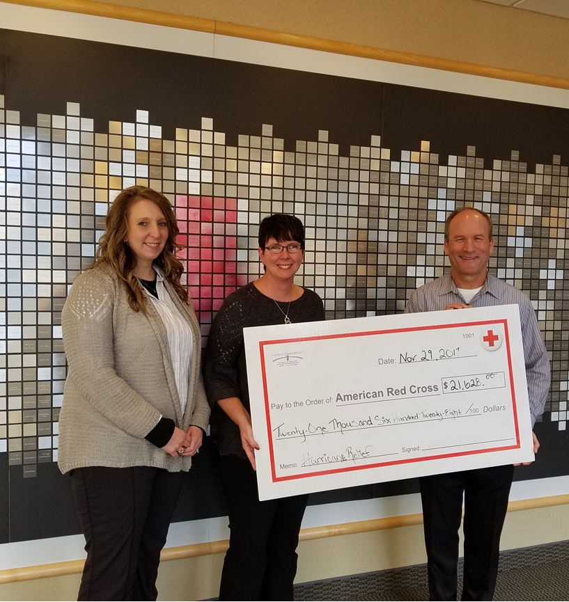 American Red Cross Donation | Class C Components