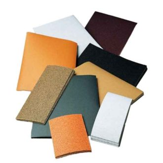 Class C Components Products | Abrasive Sheets