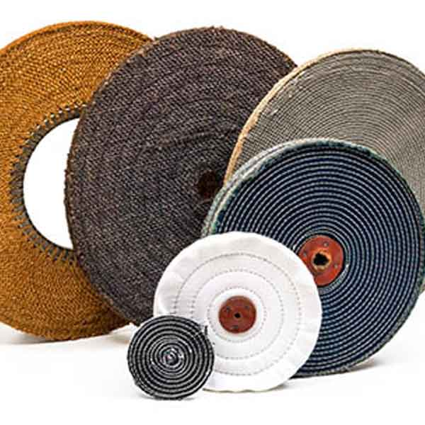 Abrasive Buffing Wheels | Class C Components
