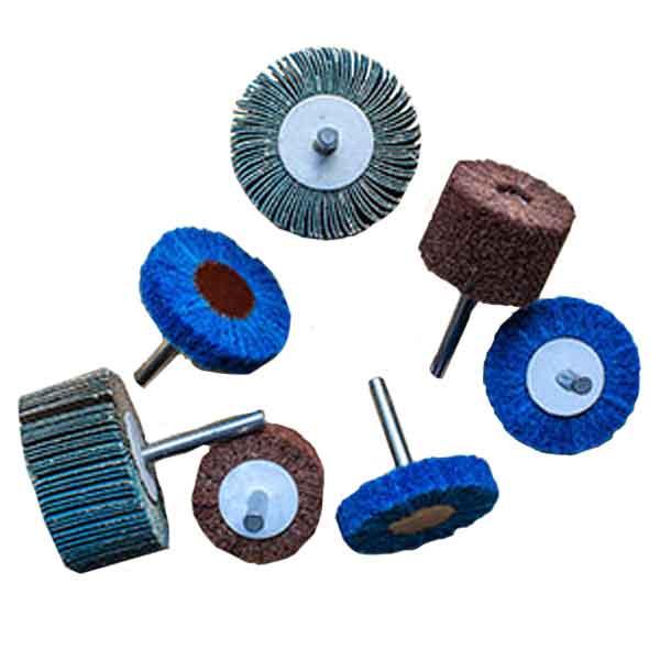 Abrasive Flap Wheels | Class C Components