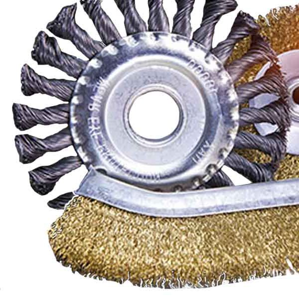 Class C Components Products | Abrasive Wire Brushes