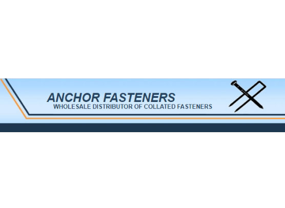 Anchor Fasteners Logo Banner | Class C Components