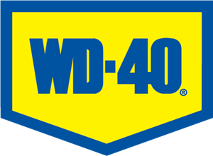 Blue and Yellow WD-40 Logo | Class C Components