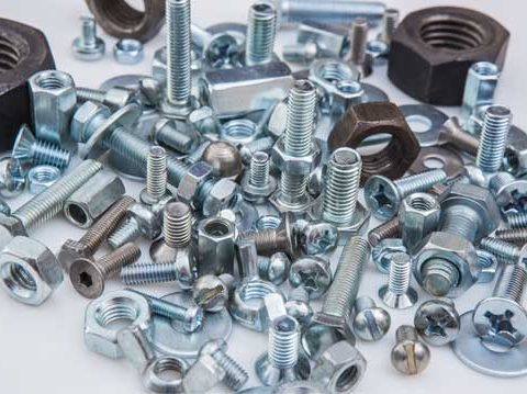 Chrome Plated Nuts and Bolts | Class C Components