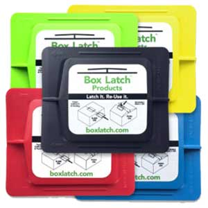 Multi Color Pack of Box Latch Products | Class C Components